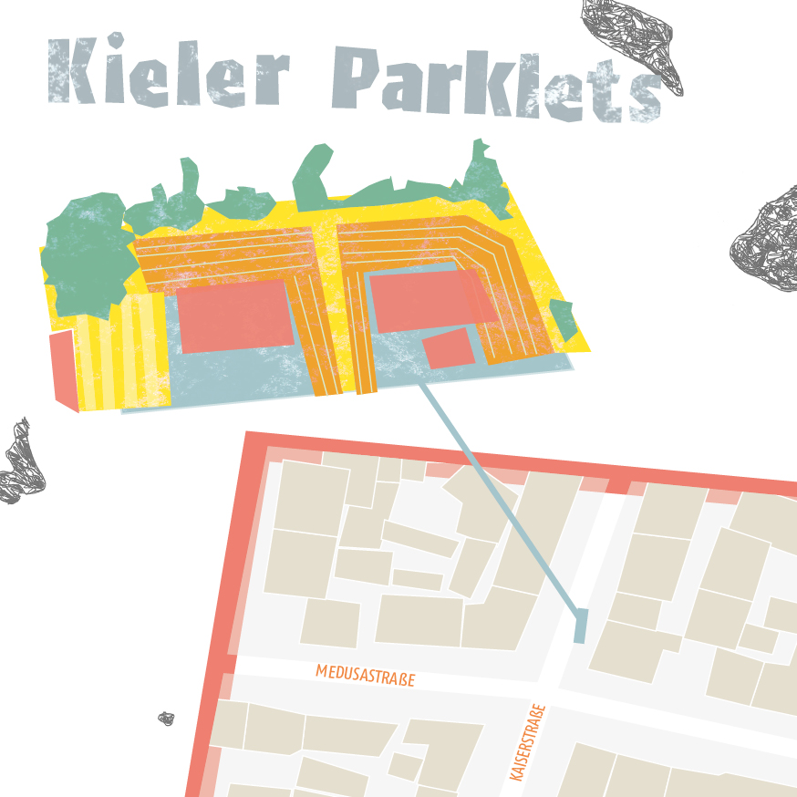 Kieler Parklets